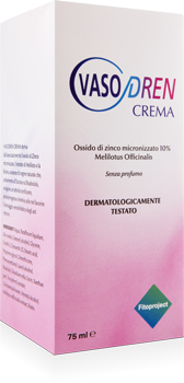 Vasodren crema